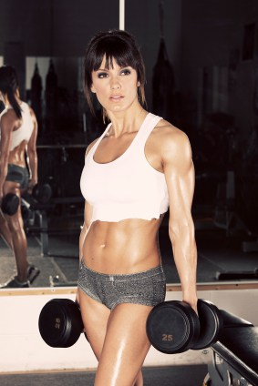 The Truth About Females and Lifting Heavy Weights in Womens Fitness Routines