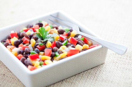 easy bean salad recipe