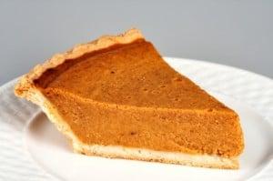 Fat Free Pumpkin Pie