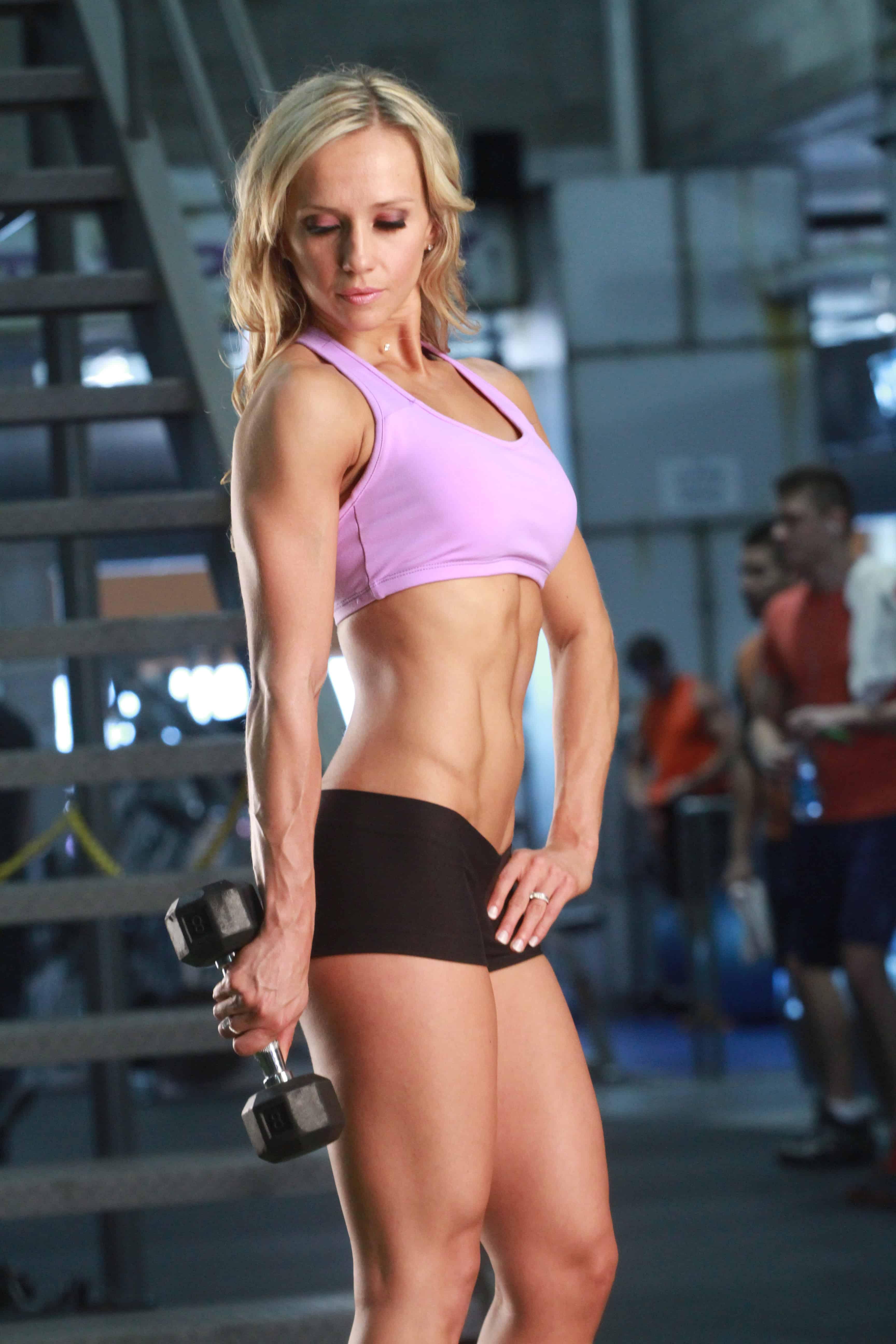 Shoulder Press Exercise For Women