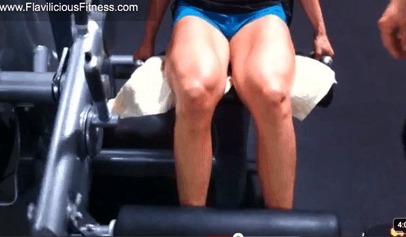 Workout Wednesday: Leg Exercises To Burn Fat Fast