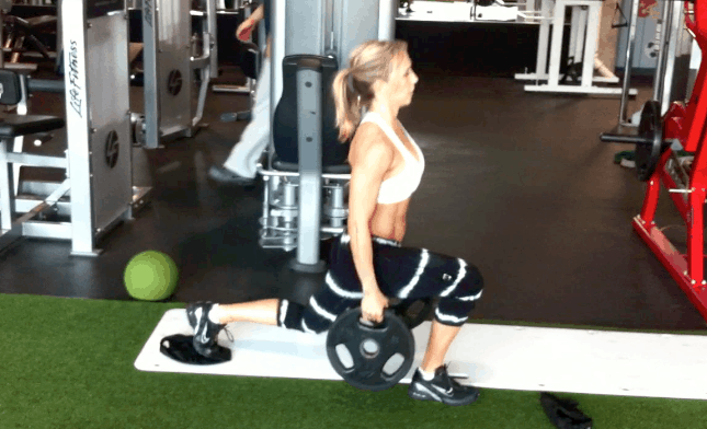 Workout Wednesday – Thigh Exercises For Women: 5 Thigh Exercises To Blast Fat