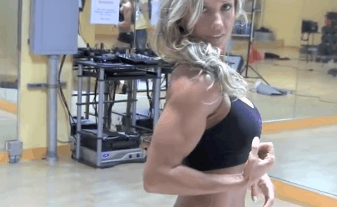 My Better Arms Techniques For A Women's Body