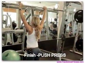 women fitness exercises