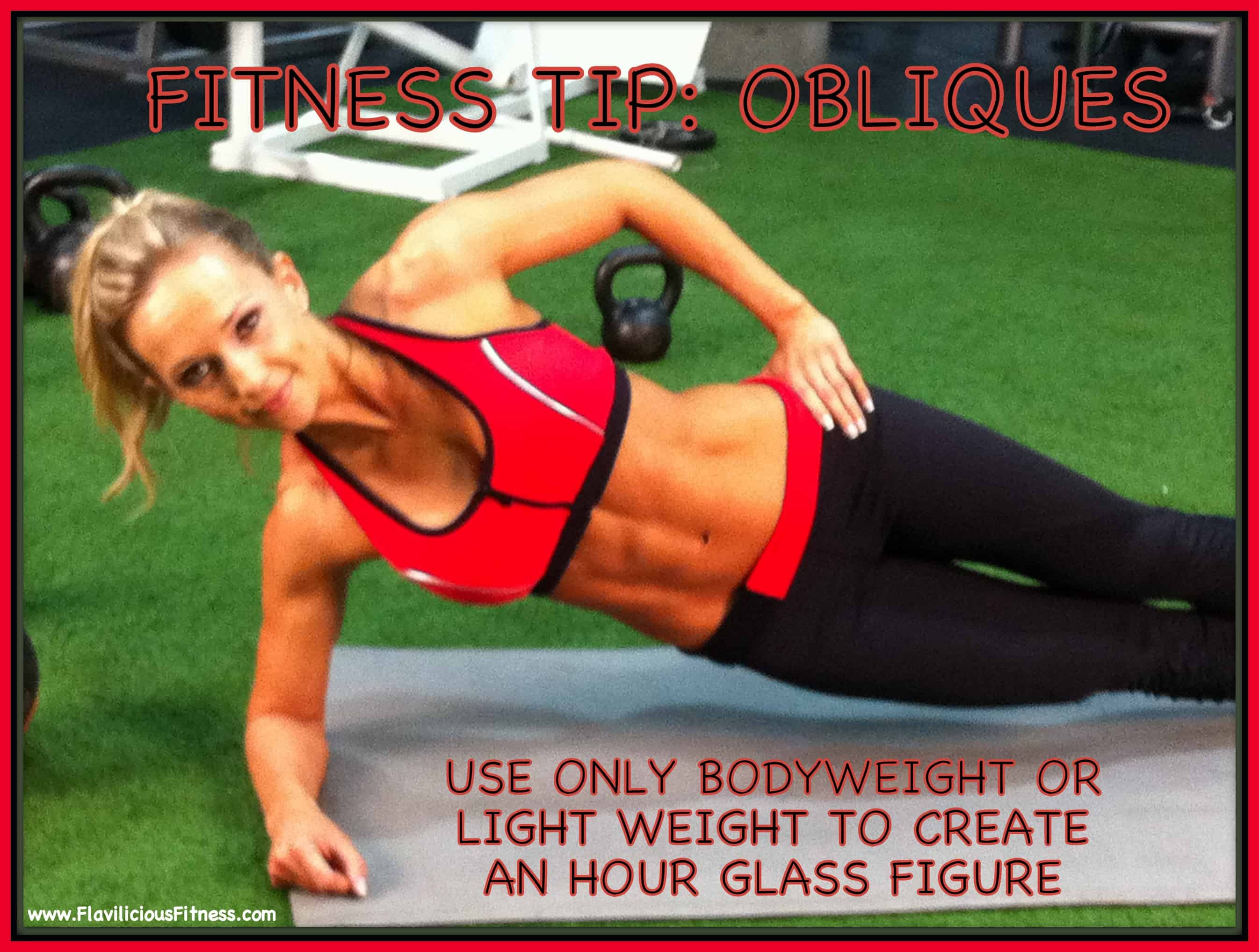 Fitness Tip Tuesday – Ab Toning Exercises