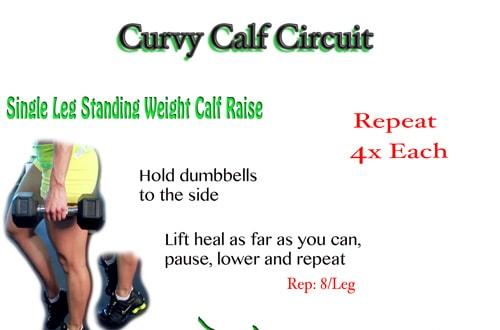 Fitness Tip Tuesday – Curvy Calf Circuit
