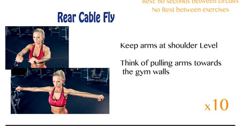 Workout Wednesday – 4 Minute Sexy Shoulder Circuit