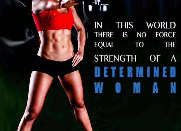 Motivation Monday- Determined Women