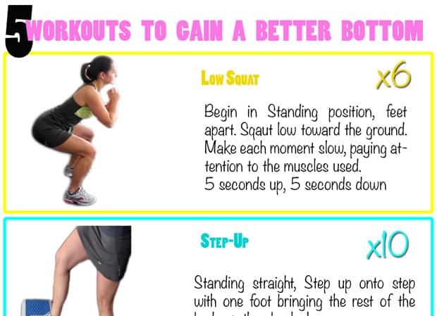 Workout Wednesday – Apple Bottom
