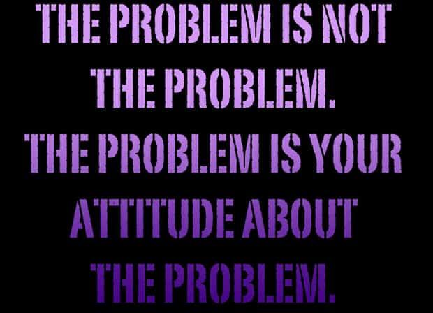 Motivation Monday – Your Attitude