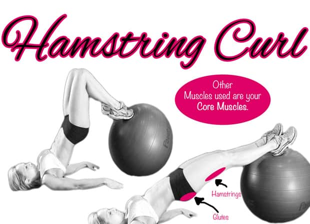 Fitness Tip Tuesday – At-Home Hamstring Curl