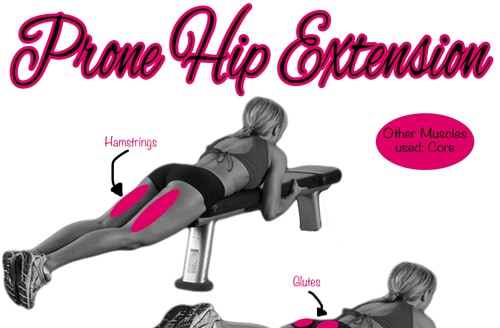 Fitness Tip Tuesday – Tush Tightening Prone Hip Extension