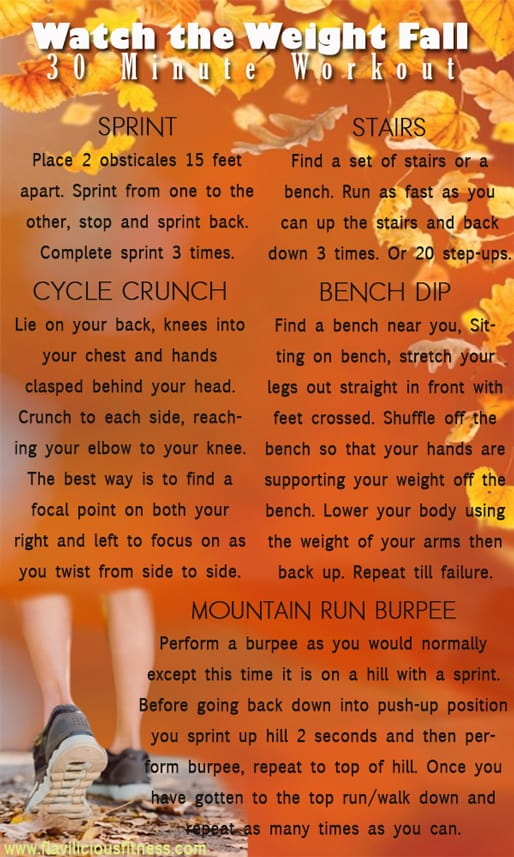 30 Minute Weight Loss Workout