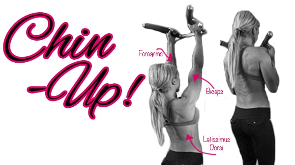 Fitness Tip Tuesday – Chin – Up