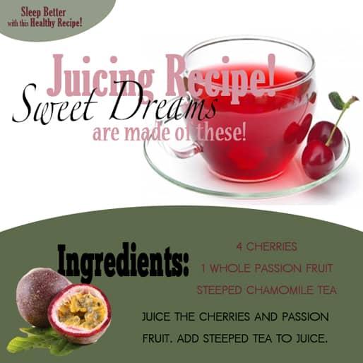 Fresh Fruit Juice Recipes