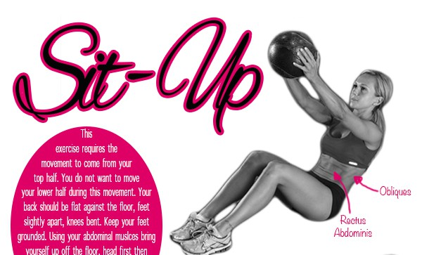 Fitness Tip Tuesday – Sit-Up