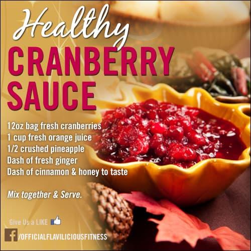 fresh cranberry sauce recipe