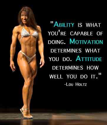 Inspiring Workout Quotes