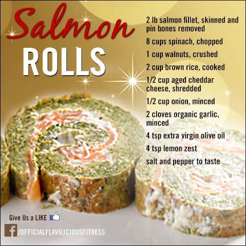 salmon dinner party recipes