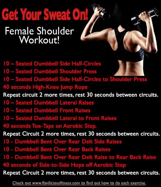 best-shoulder-workout-for-women