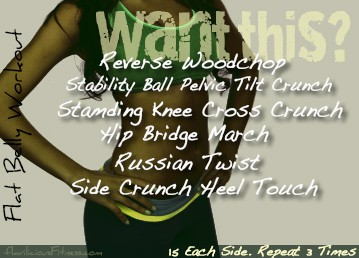 flat-belly-workout-routine