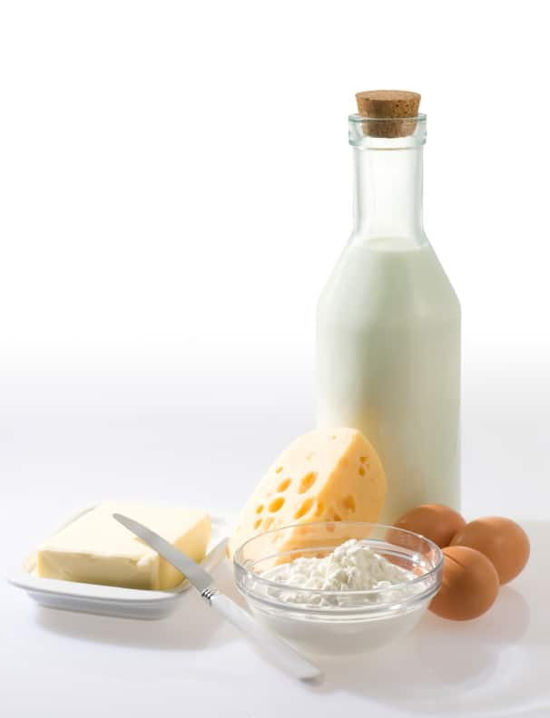 The Problem with Cow's Milk