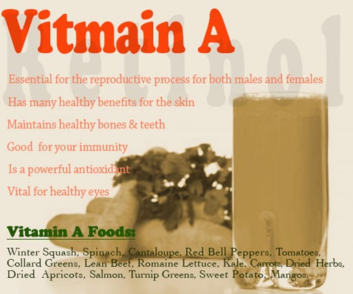 vitamin-a-health-benefits