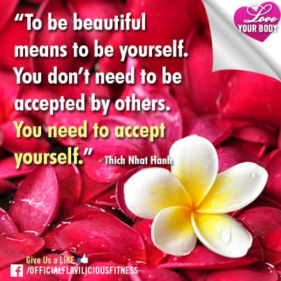 quote on loving yourself