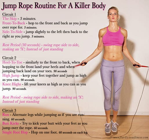 best-jump-rope-workout