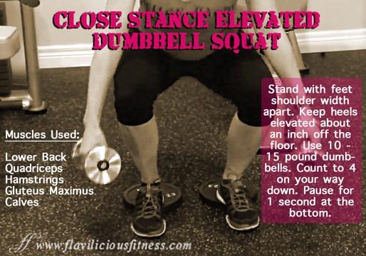 squat exercise for women