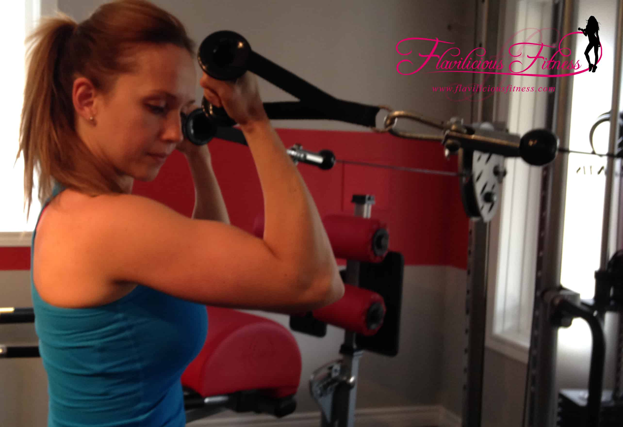 New Shapely Arms Workout Video