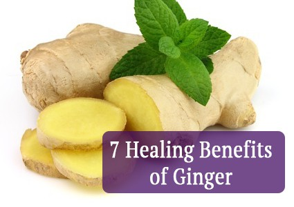 health benefit of ginger