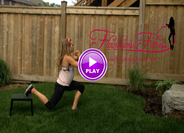 30-Minute Workout for a Sexy, Toned Back (video)
