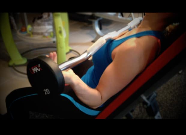 Fitness Tip Tuesday – Incline Biceps Curl