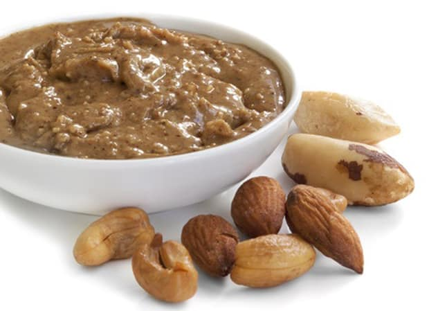 Tasty Thursday – Homemade almond butter