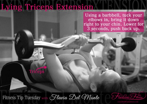 tricep toning exercises for women