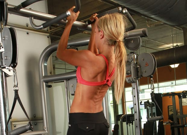 Fitness Tip Tuesday – Chin Up