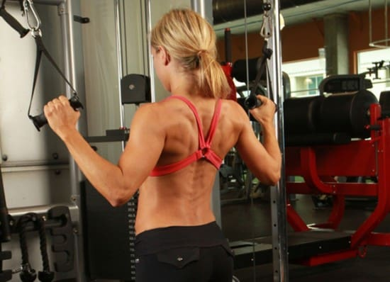 Wide-Grip Lat Pulldown (Fitness Tip Tuesday)