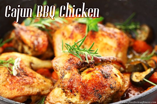 recipe for bbq chicken