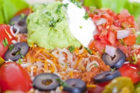 Tuna Taco Salad Recipe