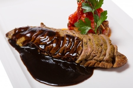 Prune and Coffee Sauce Over Duck Fillets (Tasty Thursday)