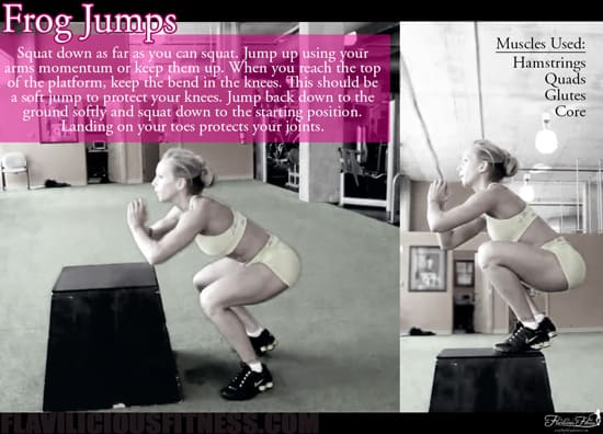 Great Leg Exercises