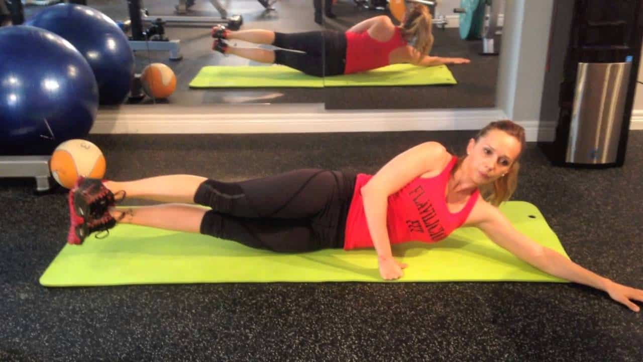 10 Minutes To Dream Abs (Video)