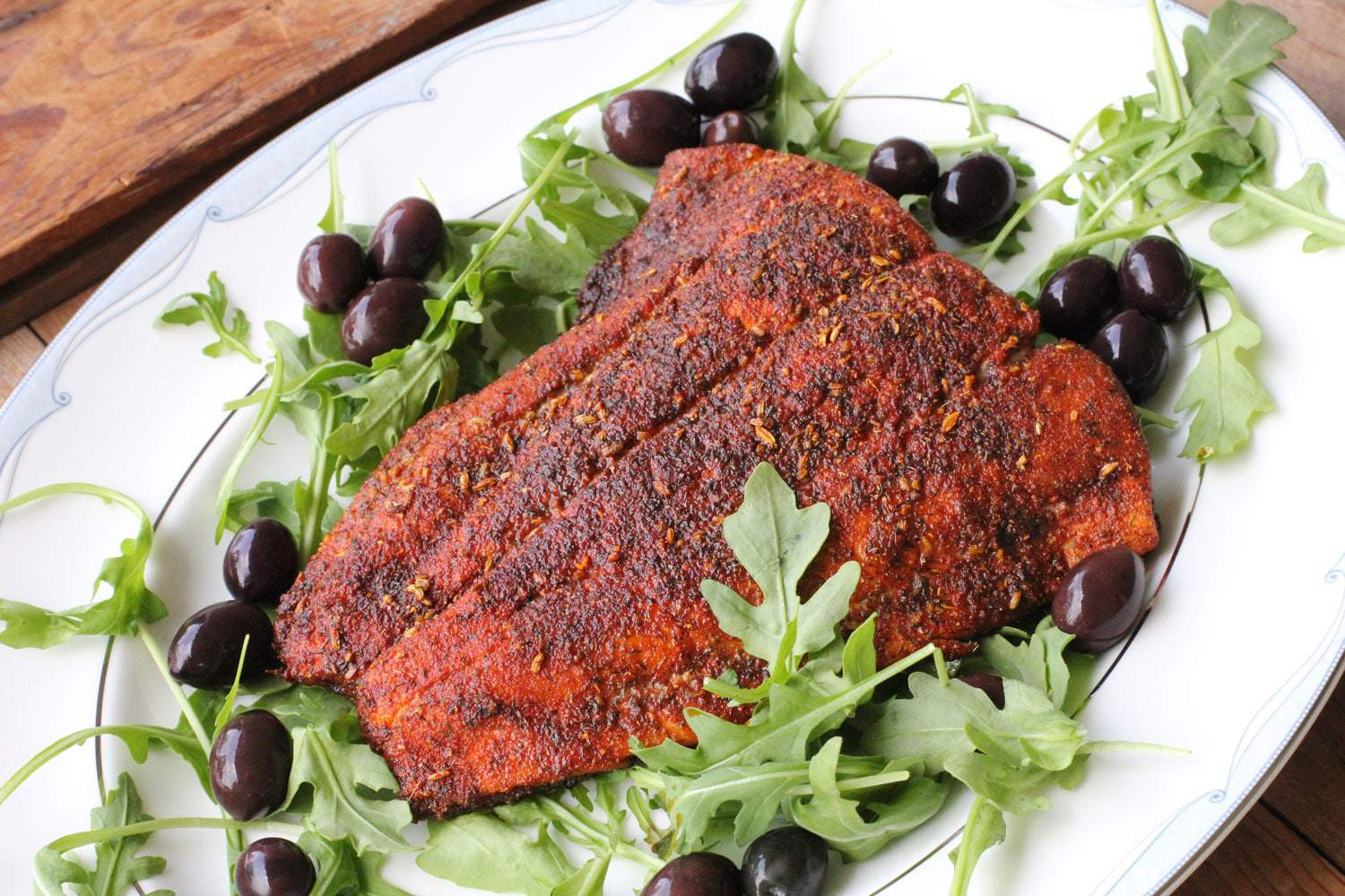 How To Cook The Perfect Salmon + Recipe