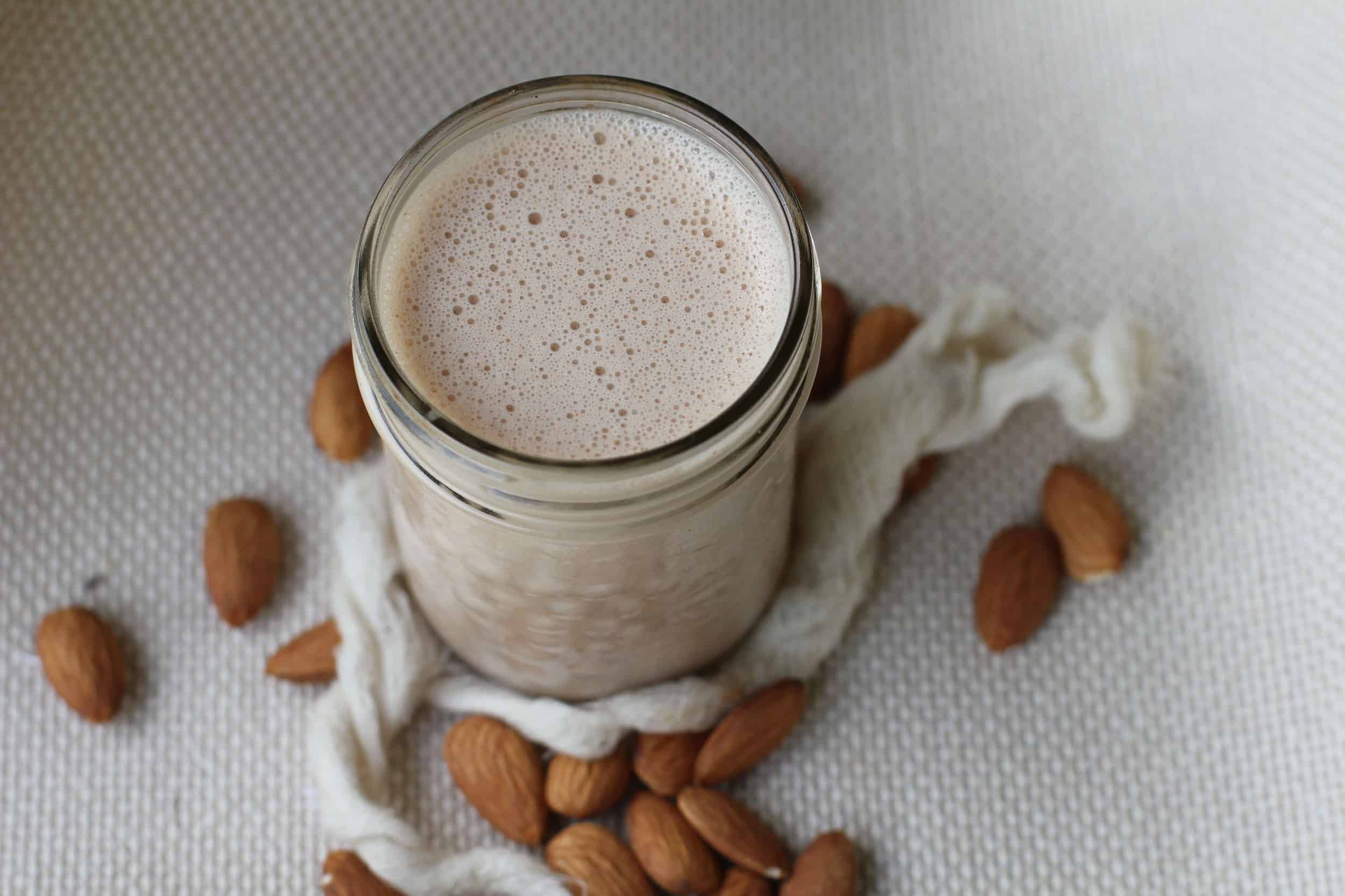 Choco-Nut Shake Recipe