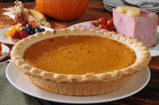 easy pumpkin pie recipes