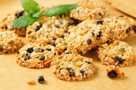 Sesame-Cran Pumpkin Cookie Recipe (Tasty Thursday)