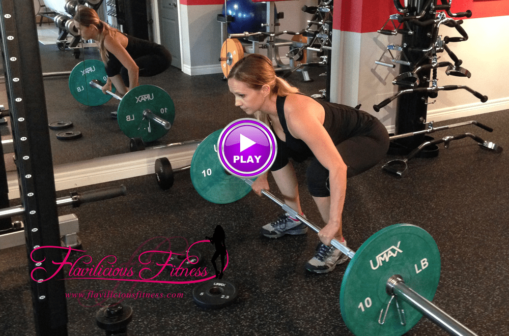 Workout Video – 2 Moves To Stronger, Sexier Legs