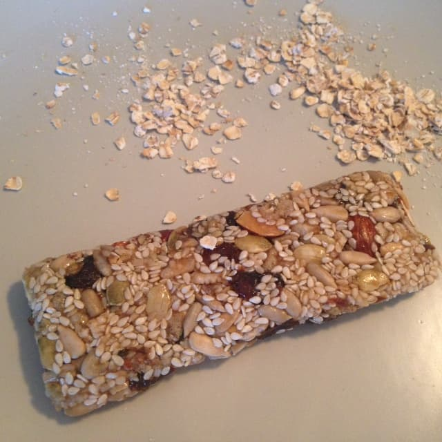 High Protein Nut Bars Recipe (Tasty Thursday)