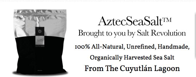 Aztec Sea salt